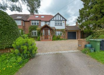 Thumbnail 6 bed semi-detached house for sale in Valley Rise, St. Albans