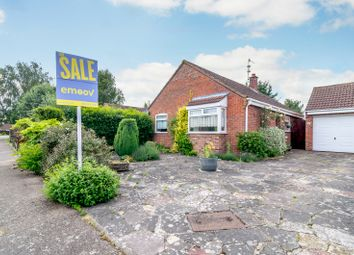 Thumbnail 2 bed bungalow for sale in Hawthorn Road, Gayton, Norfolk, King's Lynn