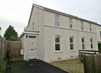 Thumbnail 3 bed semi-detached house for sale in Millfort Avenue, Dunmurry