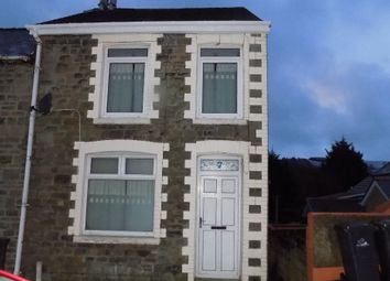 Thumbnail 2 bedroom terraced house for sale in Rhiw Parc Road, Abertillery