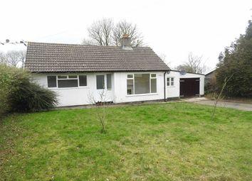 Thumbnail 2 bed detached bungalow for sale in Plwmp, Llandysul