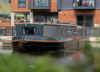 Thumbnail 2 bed houseboat for sale in Hazlemere Marina, Waltham Abbey