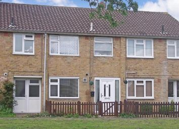 Thumbnail 2 bed terraced house for sale in Jasmine Close, Walderslade, Chatham, Kent