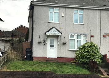 Thumbnail 3 bedroom semi-detached house to rent in Bridgewater Crescent, Dudley