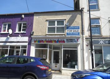 Thumbnail Retail premises for sale in 24 Finkle Street, Workington