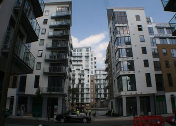 Thumbnail 2 bed flat to rent in Kara Court, Seven Seas Garden, London