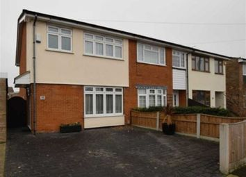 Thumbnail 3 bed end terrace house for sale in Williamsons Way, Corringham, Essex