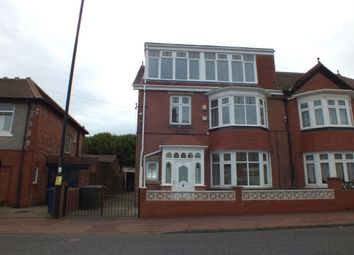 Thumbnail 7 bedroom semi-detached house for sale in Nuns Moor Road, Fenham, Newcastle Upon Tyne