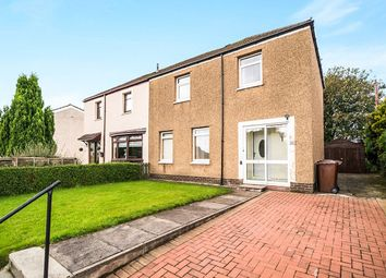 Thumbnail 3 bed semi-detached house for sale in Crinan Crescent, Coatbridge