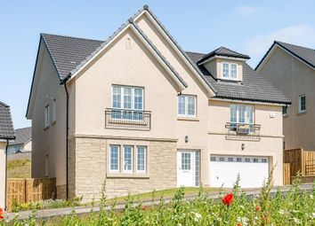 Thumbnail 5 bed detached house for sale in Kings View Crescent, Ratho
