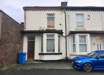 Thumbnail 2 bedroom terraced house for sale in Orange Grove, Toxteth, Liverpool
