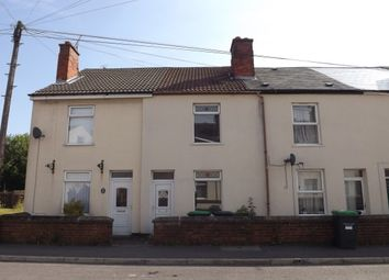 Thumbnail 3 bed terraced house to rent in Newcastle Street, Huthwaite, Sutton-In-Ashfield