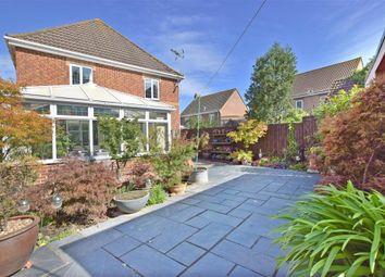 Thumbnail 4 bed detached house for sale in Toddington Park, Littlehampton, West Sussex