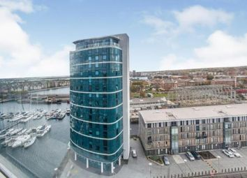 2 bed flat for sale in Marina Point West, Chatham Quays, Chatham, Kent ME4