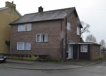 Thumbnail 4 bed link-detached house for sale in Smithfield Street, Llanidloes, Powys