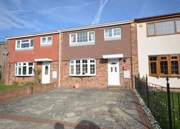 Thumbnail 3 bedroom terraced house for sale in Risings Terrace, Prospect Road, Hornchurch, Essex