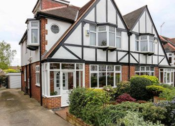 Thumbnail 5 bed semi-detached house for sale in Lynwood Road, London