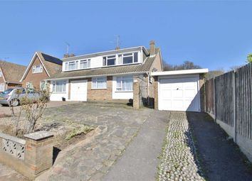 Thumbnail 3 bed semi-detached house to rent in Eastwood Old Road, Leigh On Sea, Essex