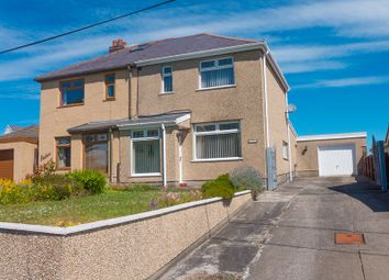 Thumbnail 2 bed semi-detached house for sale in Cefn Byrle Road, Coelbren, Neath