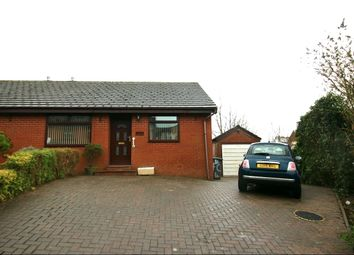 Thumbnail 2 bed bungalow to rent in French Close, Blackburn