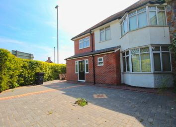 Thumbnail 5 bedroom semi-detached house for sale in Scraptoft Lane, Leicester