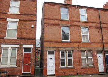 Thumbnail 3 bedroom end terrace house to rent in Cedar Road, Forest Fields, Nottingham
