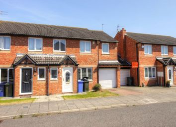 Thumbnail 3 bedroom semi-detached house for sale in Shirlaw Close, Westerhope, Newcastle Upon Tyne