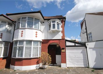 4 bed semi-detached house for sale in Geary Road, London NW10