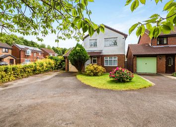 Thumbnail 4 bed detached house for sale in The Pennines, Fulwood, Preston