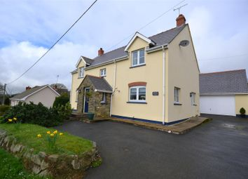 Thumbnail 4 bed detached house for sale in Little Newcastle, Haverfordwest