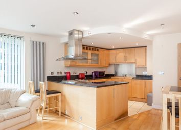 Thumbnail 2 bed flat for sale in Milharbour, London