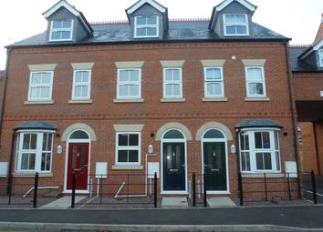 Thumbnail 3 bed town house to rent in St. Augustines Road, Wisbech