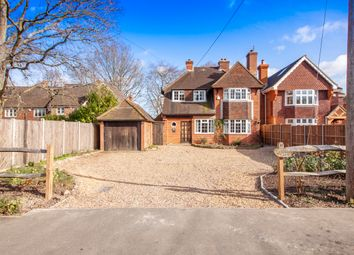 Thumbnail 4 bed detached house for sale in Glaziers Lane, Normandy, Guildford