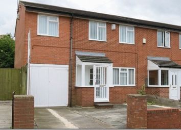 Thumbnail 3 bed semi-detached house for sale in Bavington Drive, Fenham, Newcastle Upon Tyne