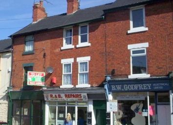 Thumbnail 1 bedroom flat to rent in Ratcliffe Gate, Mansfield