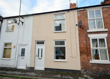 Thumbnail 2 bed terraced house for sale in Alma Street West, Brampton, Chesterfield