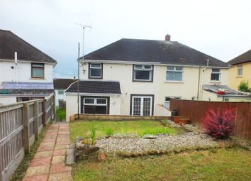 Thumbnail 2 bed semi-detached house for sale in Coombs Drive, Milford Haven, Pembrokeshire