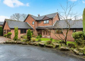 Thumbnail 5 bed detached house for sale in Brandreth Delph, Parbold, Wigan