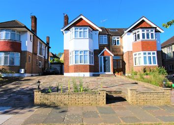 Thumbnail 3 bed semi-detached house for sale in Morton Way, Southgate, London