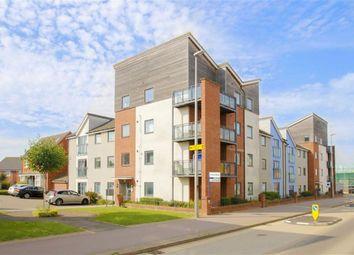 Thumbnail 2 bed flat for sale in Somerset Walk, Broughton Gate, Milton Keynes