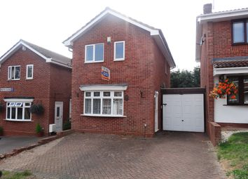 Thumbnail 2 bedroom link-detached house for sale in Keats Close, Nuneaton