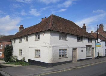 Thumbnail 4 bed detached house for sale in Swan Street, Kingsclere, Newbury