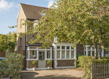 Thumbnail 5 bedroom semi-detached house for sale in Mostyn Road, Merton Park
