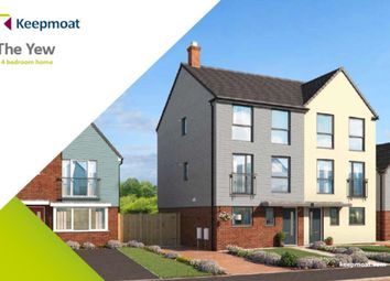 Thumbnail 4 bedroom semi-detached house for sale in Little Eaves Lane, Stoke-On-Trent