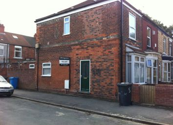 Thumbnail 2 bed terraced house to rent in Reynoldson Street, Hull