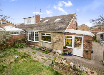 Thumbnail 2 bed semi-detached bungalow for sale in Corner Close, Wigginton, York
