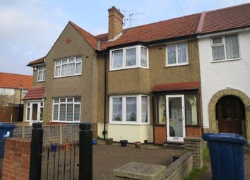 Thumbnail 3 bed terraced house to rent in Linden Crescent, Greenford