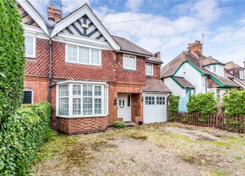 Thumbnail 4 bed semi-detached house for sale in Old Church Lane, Stanmore