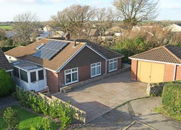 Thumbnail 3 bed detached bungalow for sale in Veasy Park, Wembury, Plymouth, Devon