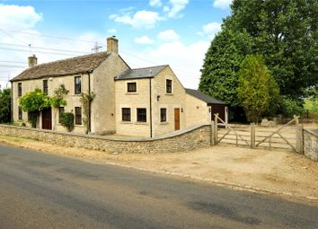 Thumbnail 3 bed detached house for sale in The Gibb, Littleton Drew, Wiltshire